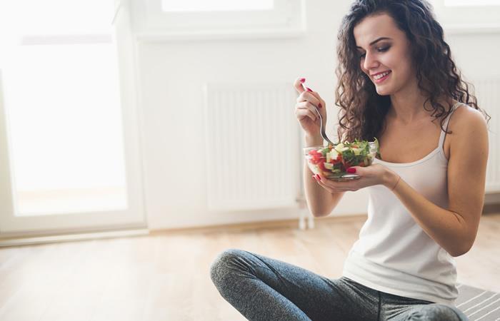 Comer sano la mejor elección para la salud. Foto: Shutterstock
