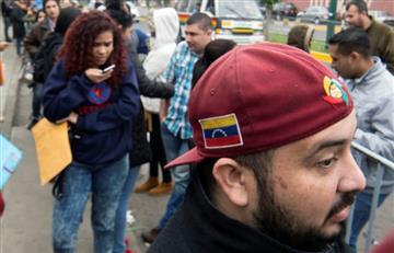 Venezuela niega la crisis migratoria que desborda a América Latina