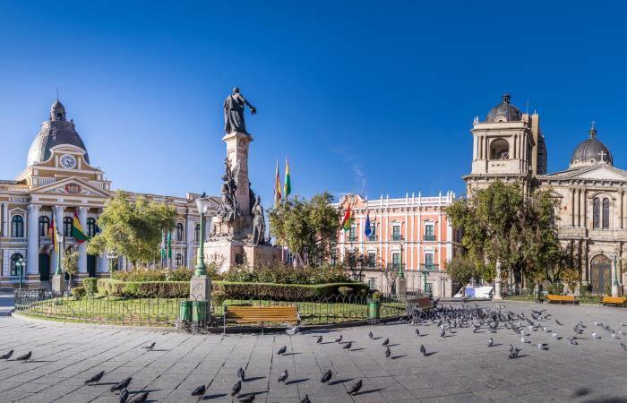 La Paz rindió tributo a Michael Jackson. Foto: Shutterstock