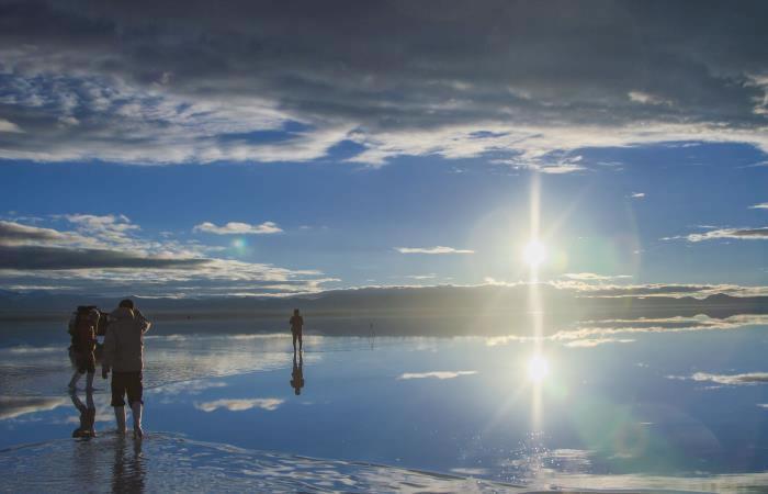 La mejor época para visitar el Salar de Uyuni. Foto: Shutterstock