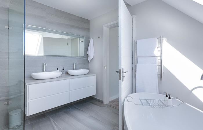 Las mejores tendencias en baños. Foto: Pixabay