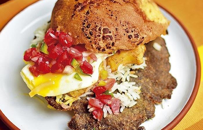 El mejor trancapecho boliviano