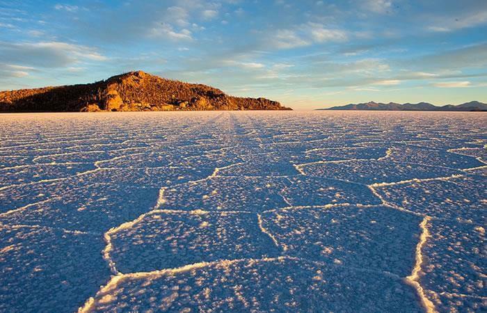 salar de Uyuni, una de las maravillas bolivianas. Foto: Shutterstock