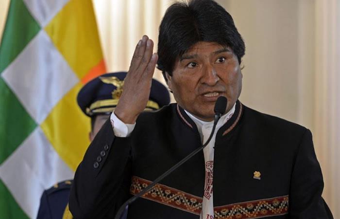 Evo Morales invertirá en salud. Foto: AFP