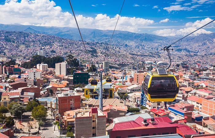 6 razones para conocer La Paz Bolivia. Foto: Shutterstock