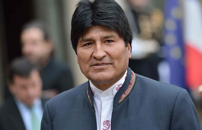 Evo Morales viajará a Nueva York. Foto: AFP