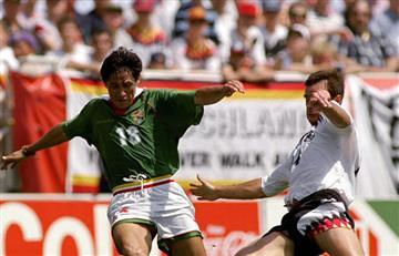 Bolivia recordará los 25 años de su histórica llegada al Mundial de 1994