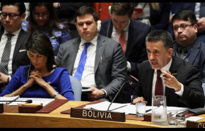 Fallo de La Haya coincidirá con la presidencia de Bolivia en la ONU