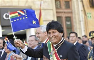 Evo: a partir del 1 de octubre habrá nueva historia para Bolivia y Chile