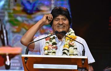 """Los movimientos sociales defenderán a la """"nueva Bolivia"""" en elecciones: Evo"""