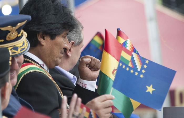 Morales llamó a reunión. Foto: ABI