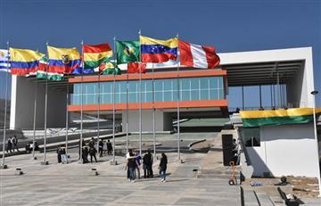 Bolivia dice que el destino de la sede de Unasur deben decidirlo todos