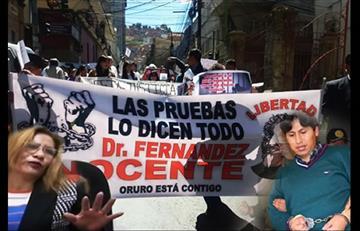 Bolivia indignada por el caso 'bebé Alexander'. ¿Qué sucederá?