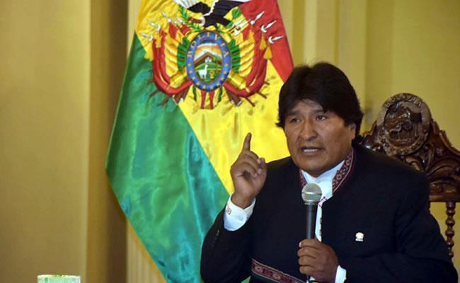 Bolivia está a la espera del fallo. Foto: ABI