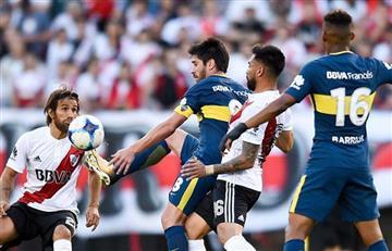 Boca vs. River: Otro capítulo volcánico del superclásico del fútbol argentino