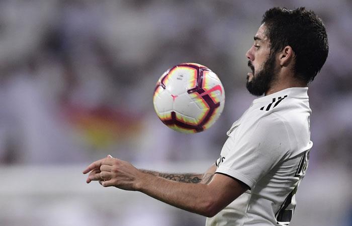 Real Madrid: Isco es operado de apendicitis y será baja durante un mes