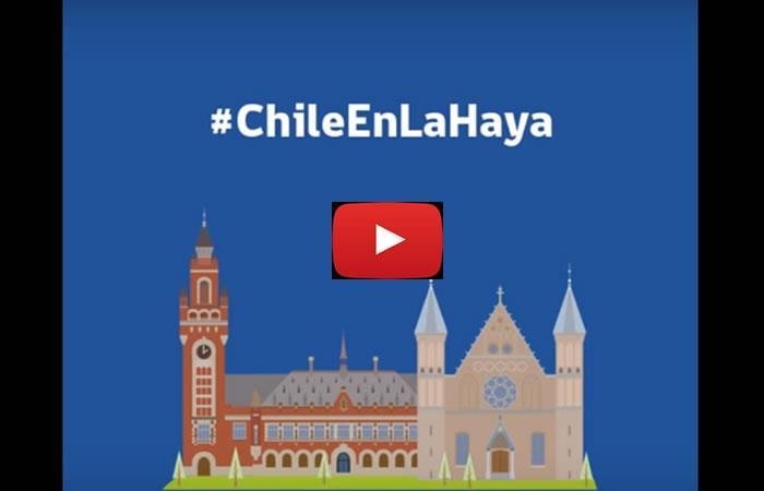 Chile publica spot con mentiras sobre la demanda marítima. Foto: YouTube