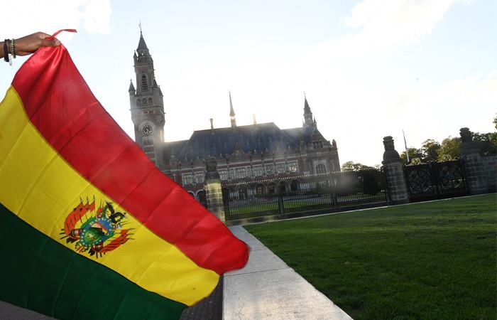 Bolivia espera el fallo de La Haya. Foto: ABI