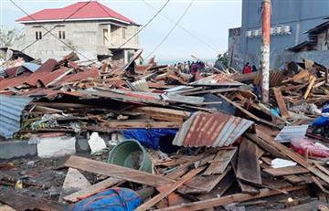 Indonesia: Al menos 385 muertos y 540 heridos deja sismos y tsunami