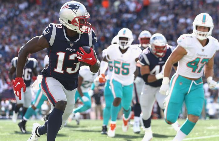 NFL: [VIDEO] Dolphins pierden su invicto y Patriots logran resurgir