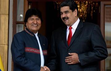 """Constituyente declara a Evo Morales como """"hijo ilustre"""" de Venezuela"""