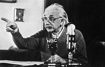 Esto dice la carta donde Einstein niega la existencia de Dios