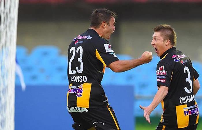 The Strongest llega con su mejor equipo. Foto: AFP