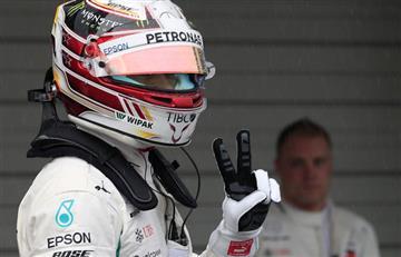 Fórmula Uno: [VIDEO] Así ganó Lewis Hamilton la pole en el Gran Premio de Japón