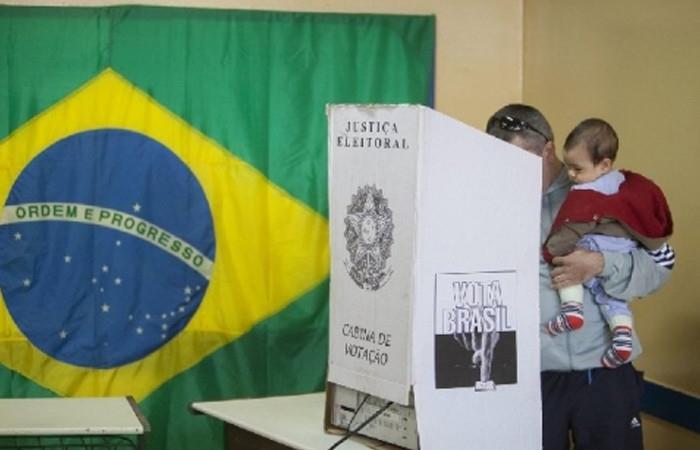 Evo Morales confía en que Brasil le gane a la oligarquía. Foto: ABI
