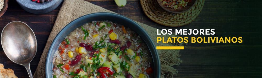 Deléitate con estas delicias bolivianas