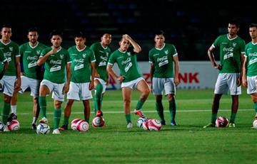 Bolivia logra una amplia victoria ante una débil selección de Birmania