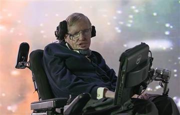 ¿Qué dice el mensaje póstumo de Stephen Hawking?