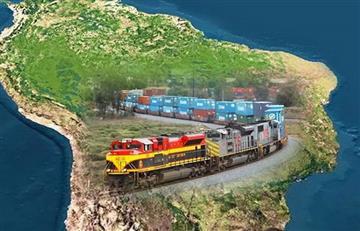 ¿Cómo es la inspección del Consorcio suizo-alemán para el ferrocarril bioceánico?