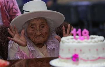¿Cómo es la vida de la mujer más longeva de Bolivia?