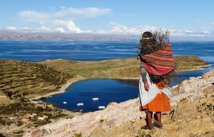 Misterios del Lago Titicaca. Foto: Shutterstock
