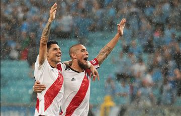 River Plate se clasificó y definirá el título con Boca o Palmeiras