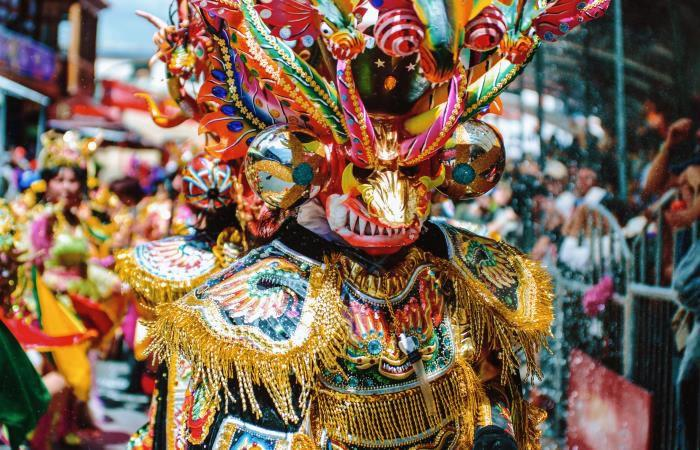 El folclore boliviano. Foto: Shutterstock