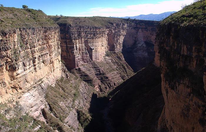Bolivia busca ganar título de 'geoparque' ante la Unesco