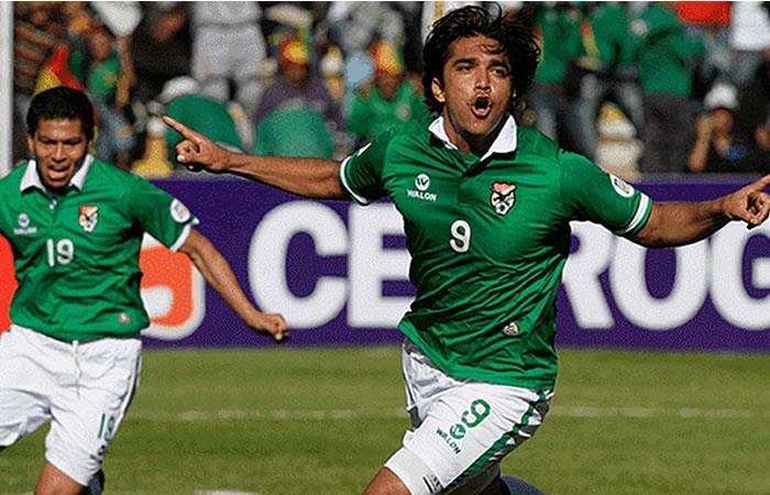 Selección Bolivia. Foto: Archivo AFP