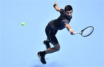 Djokovic termina el año a 1.565 puntos de Nadal