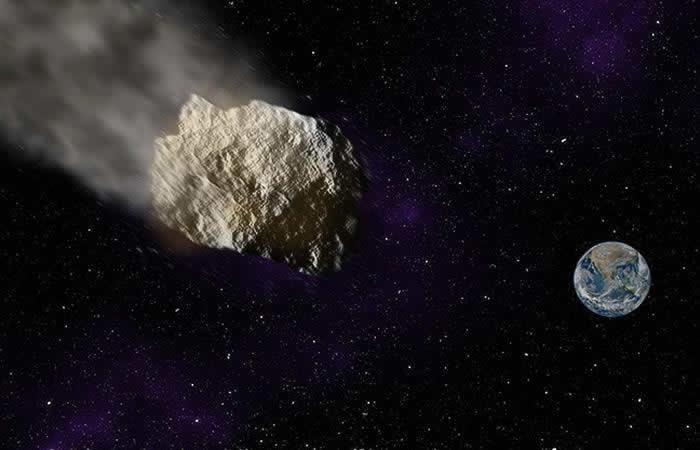 El gigantesco asteroide que se acercará a la Tierra en los próximos años