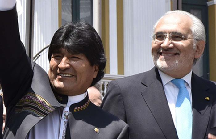 ¿Quién será el nuevo presidente, Morales o Mesa?