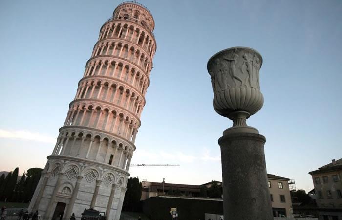 ¿Por qué la Torre de Pisa se está enderezando?