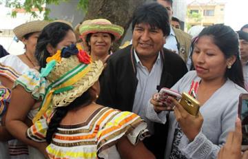 Evo Morales, habilitado para ser candidato presidencial