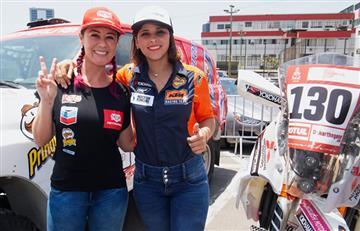 El Rally Dakar tendrá una masiva presencia femenina