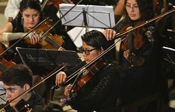 Sinfónica boliviana, un templo para labrarse el futuro