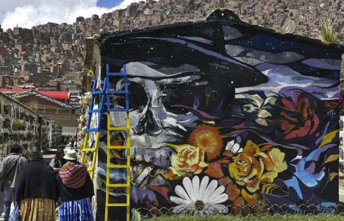 Cementerio de La Paz es declarado patrimonio histórico y artístico