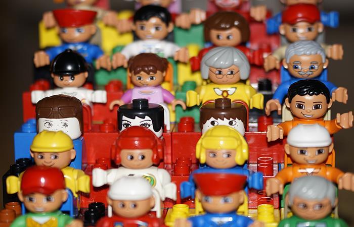 La manufactura de juguetes boliviana se ha visto reemplazada por las importaciones Foto: Shutterstock