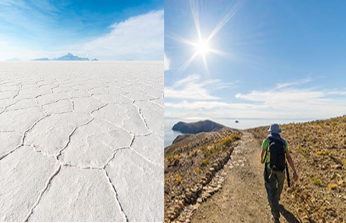 ¿Por qué Uyuni y el Lago Titicaca son los lugares más visitados por turistas?