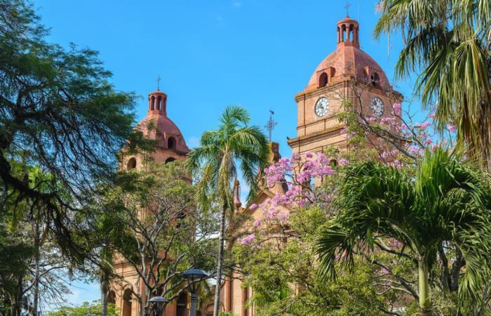 Catedral de San Lorenzo, Santa Cruz. Foto: Shutterstock